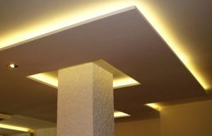 Gambar 4. Contoh Plafon Drop Ceiling