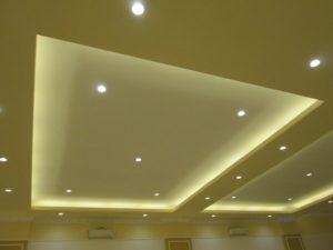 Gambar 3. Contoh Plafon Up Ceiling